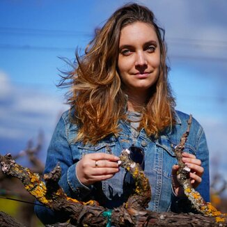 Olivia Brion Winemaker David Mahaffey