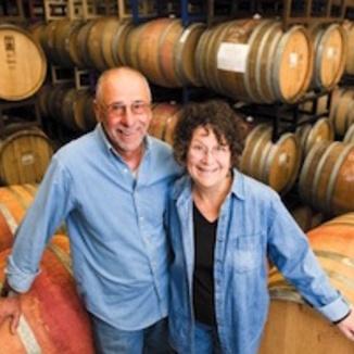 De Angelis Wines Winemaker Jerry and Marsha De Angelis