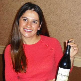 Dionysus Winery Winemaker Cecilia Valdivia-Peritore