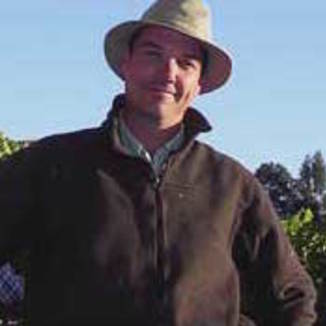 Foyt Family Wines Winemaker Tom Meadowcroft