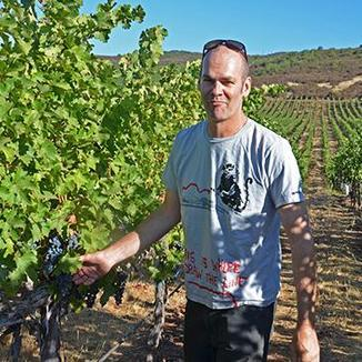 La Tarasque Wines Winemaker Aaron Pott