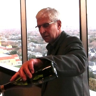 Miner Family Winery Winemaker Gary Brookman