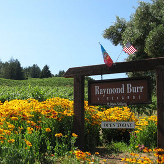 Raymond Burr Vineyards