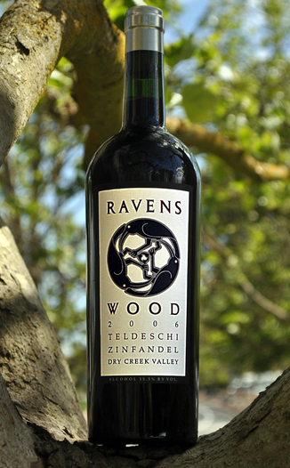 Ravenswood Winery 2006 Teldeschi Vineyard Zinfandel 750ml Wine Bottle