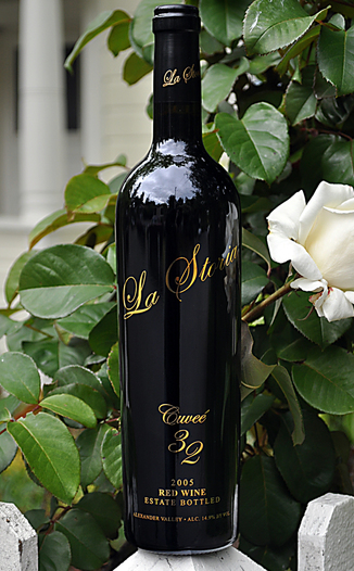 Trentadue Winery 2005 La Storia Cuvee 32 750ml Wine Bottle