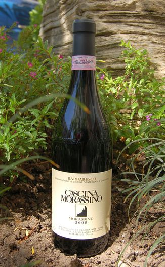 Cascina Morassino 2005 'Morassino' Barbaresco DOCG 750ml Wine Bottle