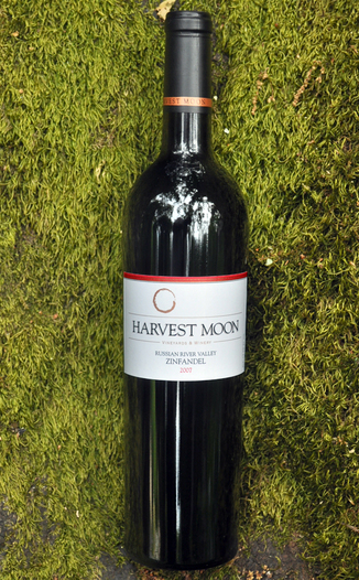 Harvest Moon Estate & Winery 2007 Russian River Valley Zinfandel 750ml Wine Bottle