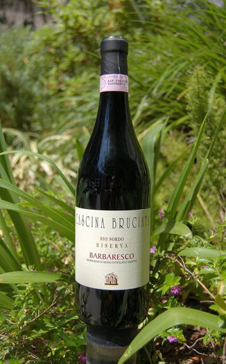 Cascina Bruciata 2004 Barbaresco Rio Sordo Riserva DOCG 750ml Wine Bottle