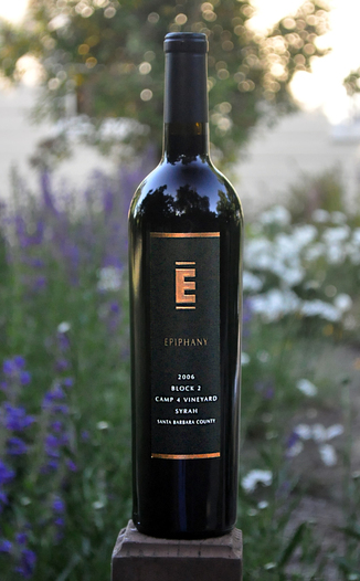Epiphany Cellars 2006 Block 2 Syrah 750ml Wine Bottle