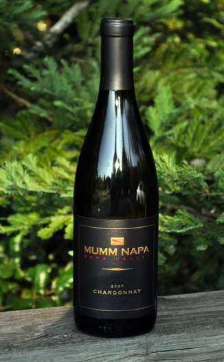 Mumm Napa Valley 2007 Chardonnay 750ml Wine Bottle