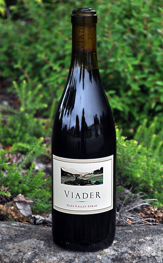 Viader 2006 Napa Valley Syrah 750ml Wine Bottle