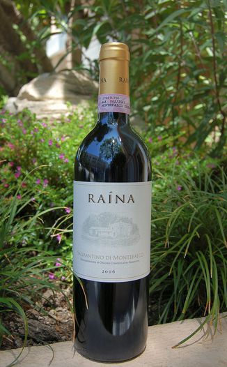 Raina - Francesco Mariani 2006 Sagrantino di Montefalco DOCG 750ml Wine Bottle