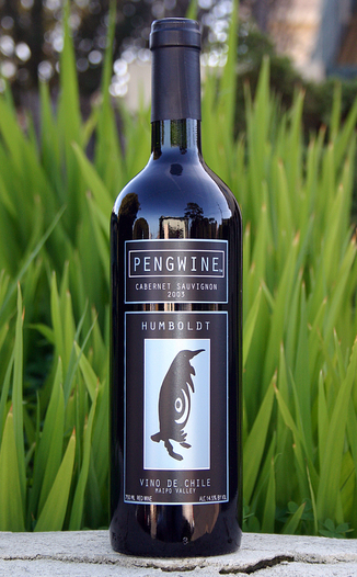 PengWine 2003 Humboldt Reserve 750ml Wine Bottle