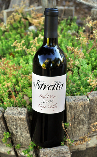 Verismo Wines 2006 Stretto Red Wine 750ml Wine Bottle