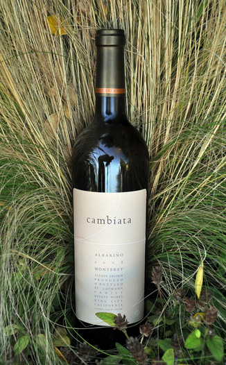 Cambiata Winery 2008 Monterey County Albarino 750ml Wine Bottle