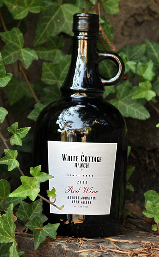 White Cottage Ranch Winery (CLOSED) 2008 Howell Mountain Red 750ml Wine Bottle