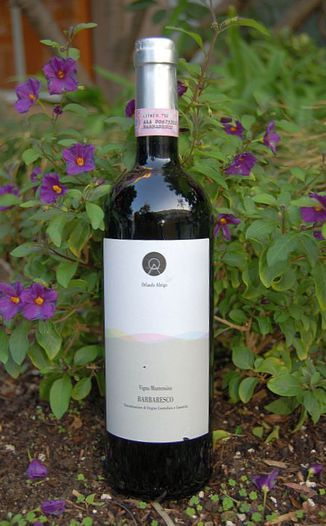 Orlando Abrigo 2001 Barbaresco Vigna Montersino 750ml Wine Bottle