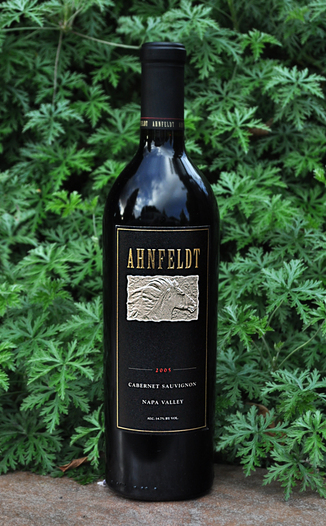Ahnfeldt Wines 2005 Napa Valley Cabernet Sauvignon 750ml Wine Bottle