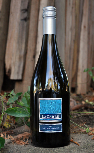 LaZarre Wines 2009 Edna Valley Sauvignon Blanc 750ml Wine Bottle