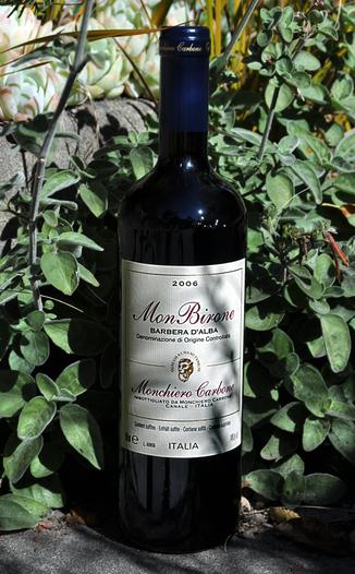 Monchiero Carbone 2006 Barbera d'Alba MonBirone DOC 750ml Wine Bottle