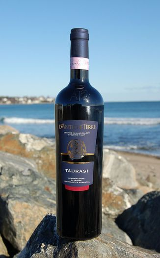 D'Antiche Terre  2005 Taurasi DOCG 750ml Wine Bottle