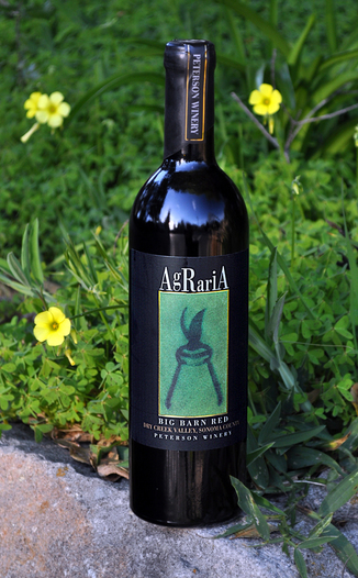 Peterson Winery 2005 Agraria Big Barn Red 750ml Wine Bottle