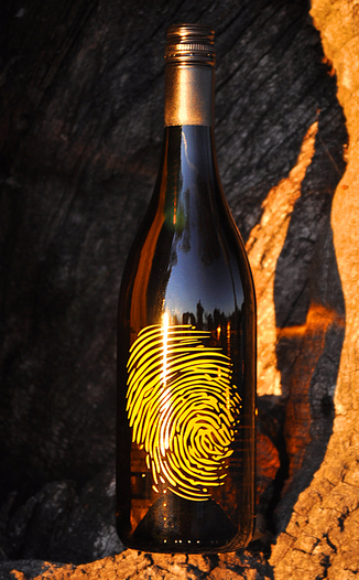 Thumbprint Cellars 2009 Dry Creek Valley Viognier 750ml Wine Bottle