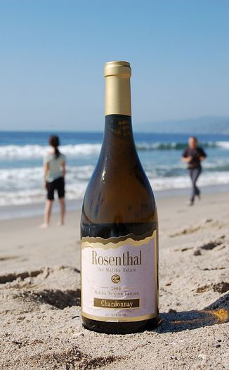 Rosenthal - The Malibu Estate 2006 Estate Chardonnay 750ml Wine Bottle