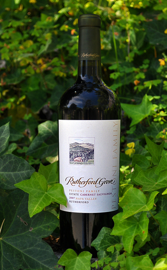 Rutherford Grove 2007 Estate Cabernet Sauvignon 750ml Wine Bottle