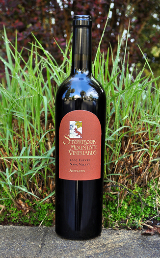 Storybook Mountain 2007 'Antaeus' Zinfandel Blend 750ml Wine Bottle