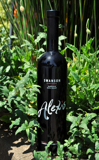 Swanson Vineyards 2007 Alexis Cabernet Sauvignon 750ml Wine Bottle