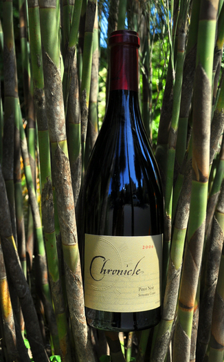 Chronicle Wines 2006 Sonoma Coast Pinot Noir 750ml Wine Bottle