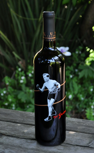 Vinum Cellars 2007 'The Scrapper' Cabernet Franc 750ml Wine Bottle