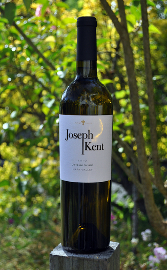 Joseph Kent Wines 2010 'Joie De Vivre' Sauvignon Blanc 750ml Wine Bottle