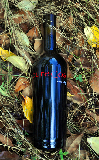 pureCru Wines 2006 pureCos Napa Valley Red Wine 750ml Wine Bottle