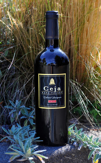 Ceja Vineyards 2007 Napa Valley Cabernet Sauvignon 750ml Wine Bottle