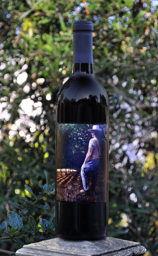 Trahan Winery 2007 Suisan Valley Cabernet Sauvignon 750ml Wine Bottle