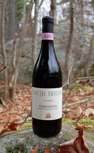 Cascina Bruciata 2005 Barbaresco Rio Sordo DOCG 750ml Wine Bottle