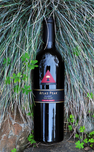 Atlas Peak Wines 2005 Atlas Peak Claret 750ml Wine Bottle