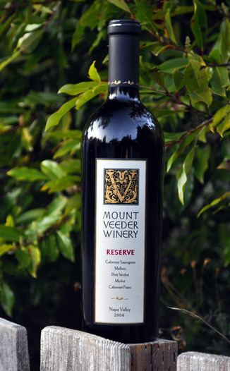 Mount Veeder Winery 2006 Mount Veeder Reserve 750ml Wine Bottle