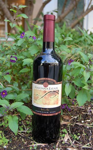 Madonna Estate 2004 Estate Dolcetto 750ml Wine Bottle