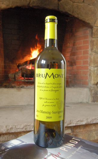Vignobles Brumont 2009 Gros Manseng-Sauvignon 750ml Wine Bottle
