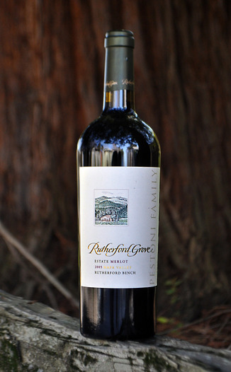 Rutherford Grove 2005 Napa Valley Estate Merlot 750ml Wine Bottle