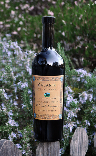 Galante Vineyards 2006 Blackjack Pasture Cabernet Sauvignon 750ml Wine Bottle