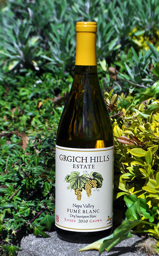 Grgich Hills Estate 2010 Napa Valley Fumé Blanc 750ml Wine Bottle