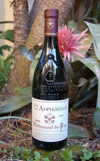Domaine Saint Laurent 2004 Mas Des Amphorelles 750ml Wine Bottle