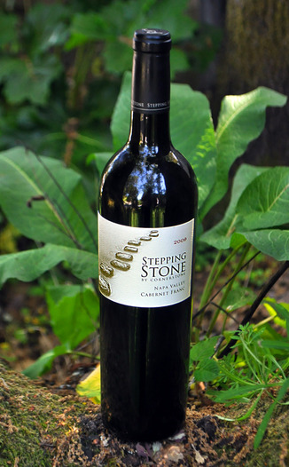 Cornerstone Cellars 2009 Stepping Stone Cabernet Franc 750ml Wine Bottle
