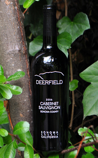 Deerfield Ranch 2006 Sonoma County Cabernet Sauvignon 750ml Wine Bottle