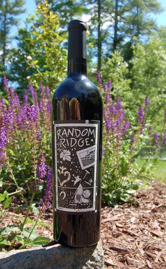 Random Ridge 2004 Cabernets - Cabernet Sauvignon / Cabernet Franc Blend 750ml Wine Bottle