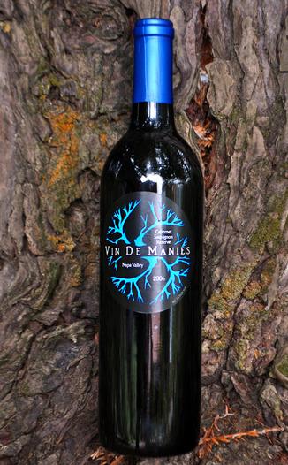 Vin de Manies 2006 Reserve Cabernet Sauvignon 750ml Wine Bottle